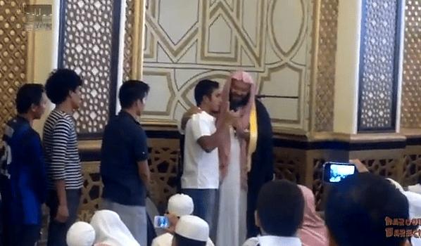 Conversions à l'islam en Arabie Saoudite