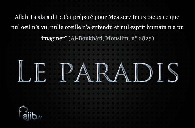 La langue des gens du Paradis, les visites entre habitants et les tentes