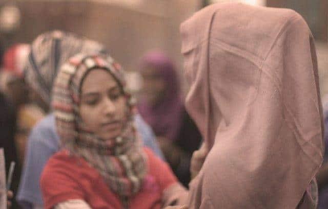 Michigan : 40 étudiantes non-musulmanes portent le voile pour la journée du hijab