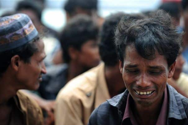 rohingyas hommes
