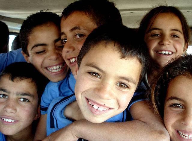 Palestine : 900 enfants palestiniens kidnappés par Israël en 2012