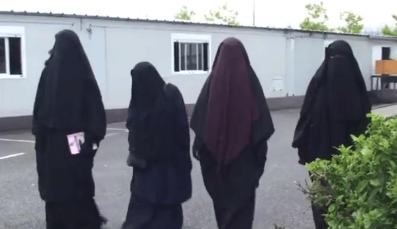 Film documentaire : Niqab hors-la-loi