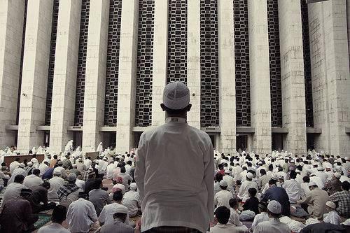 mosquée prière