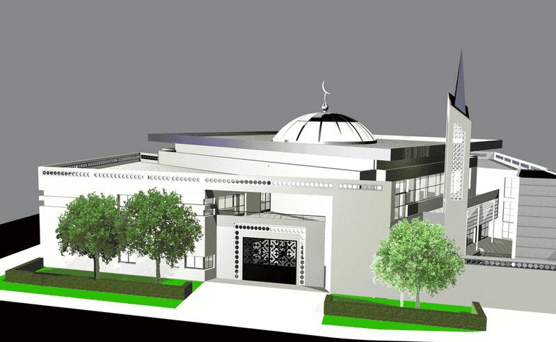Toulouse : 11 minutes pour ta mosquée (Mosquée Mirail)