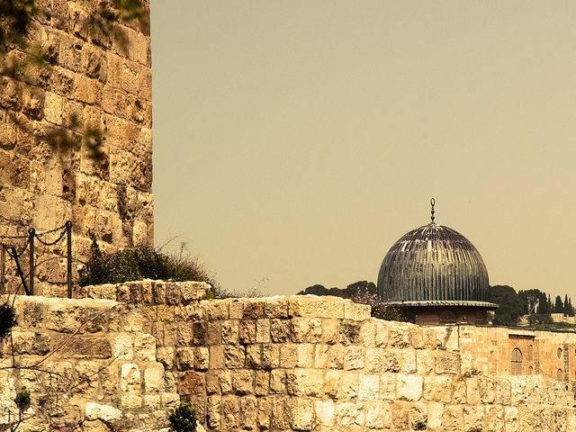 Al Aqsa : Israël se mêle même des caméras !