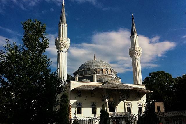 mosquée Berlin