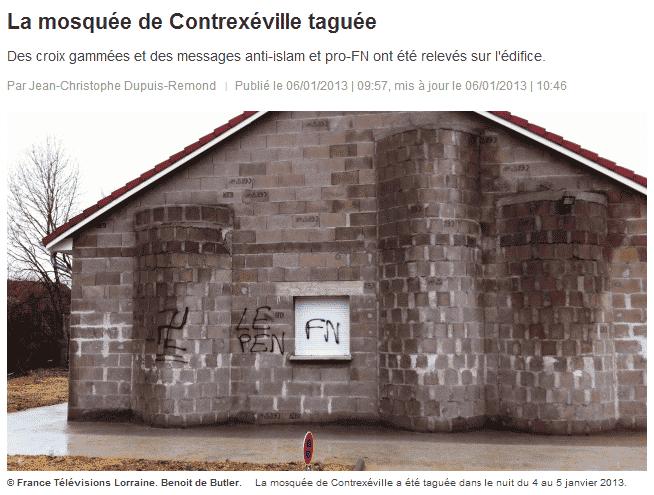 islamophobie en France