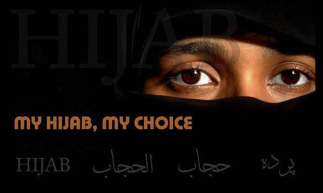 hijab, my choice