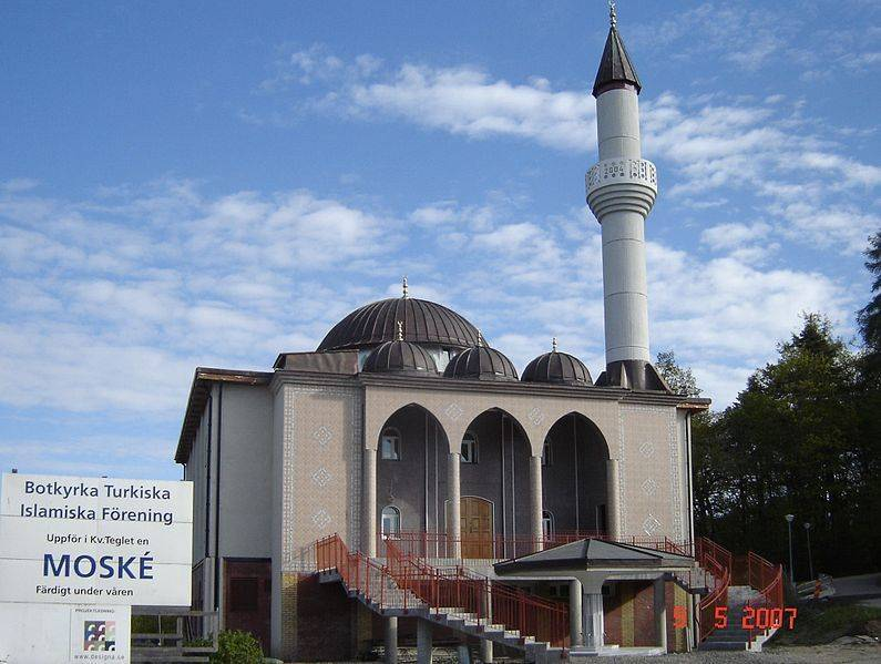 mosque Fittja