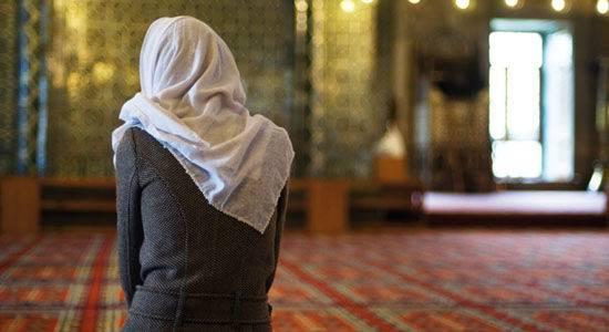 prière femme
