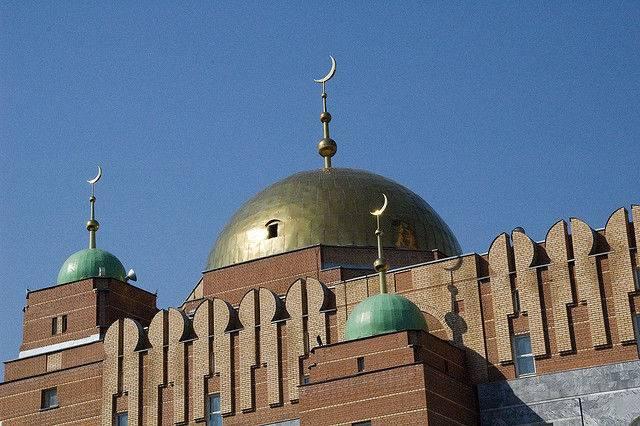 mosquée en Russie