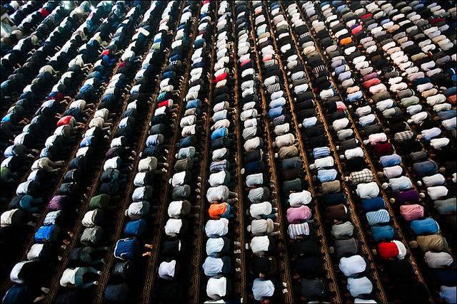 musulmans russes mosquée