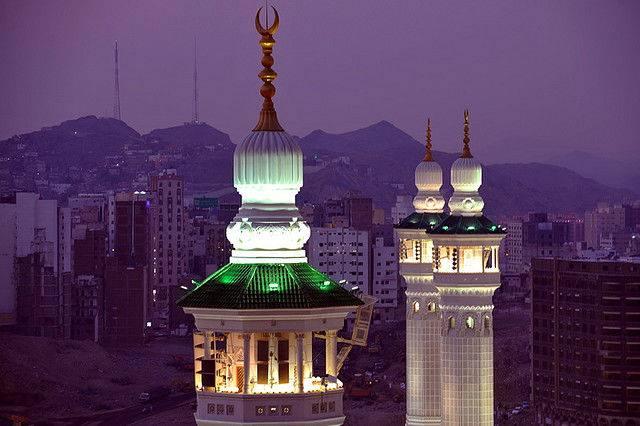 Mecque Mosquée Haram
