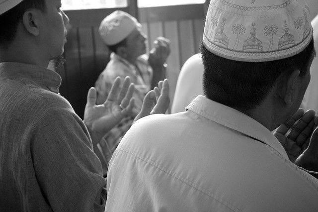 douas mosquée asiatique