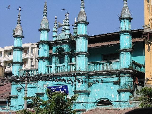 mosquée Yangon