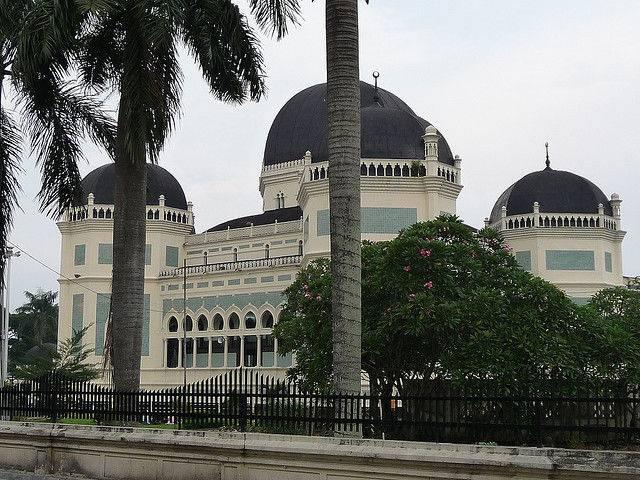 mosquée Indonésie