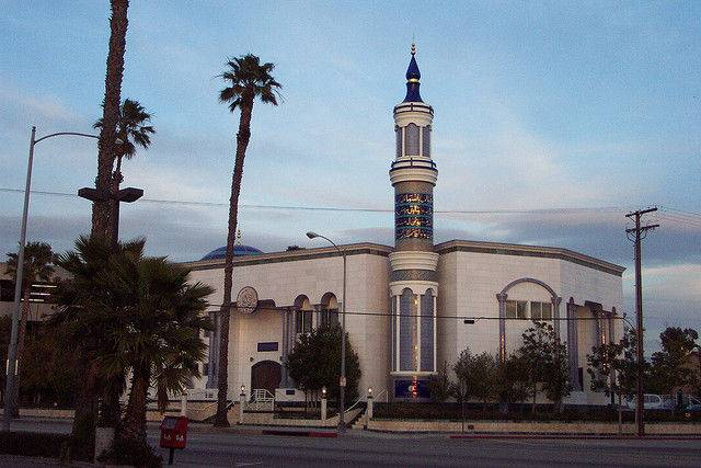 mosquée Los Angeles
