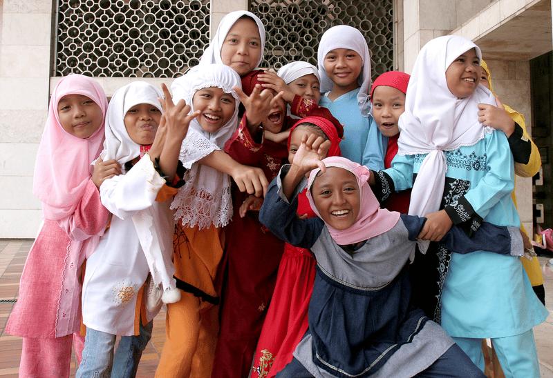 Le Ramadan des enfants