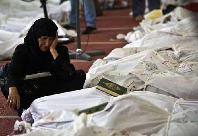 massacre Egypte