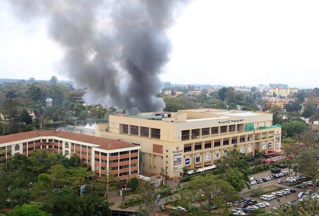 attentat Nairobi