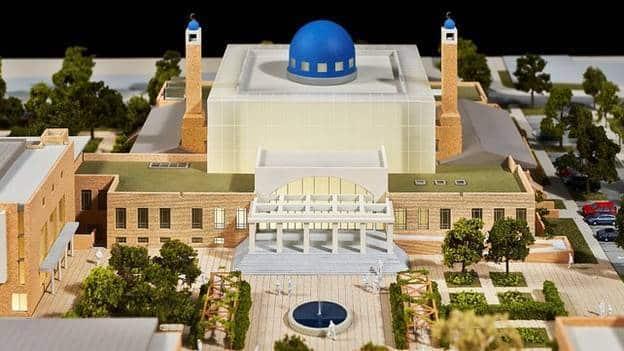 mosque dublin