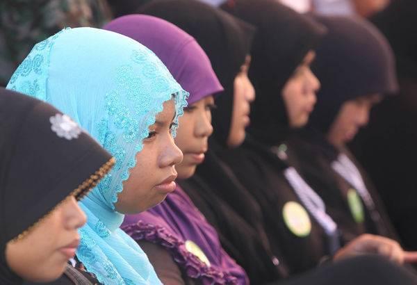 muslim in Philippines
