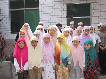 hijab-chine