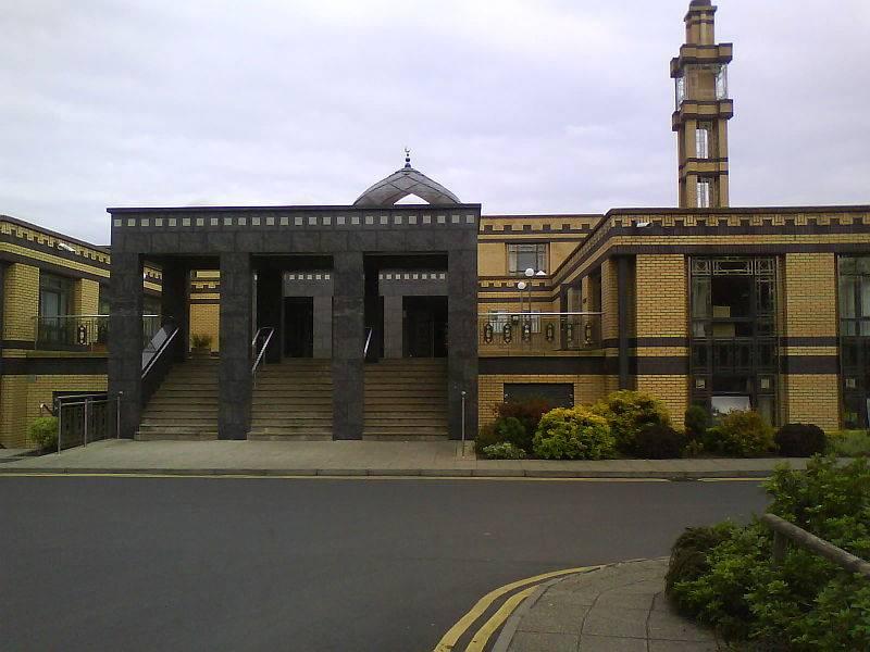 mosquée Clonskeagh à Dublin