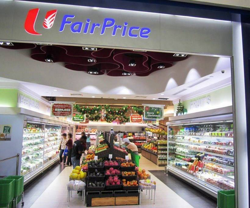 Fair Price en grand