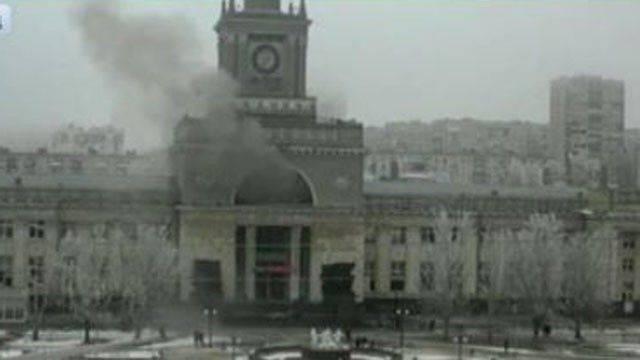 attentat en Russie