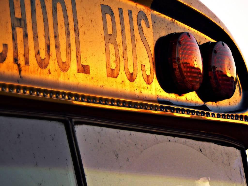 bus scolaire école