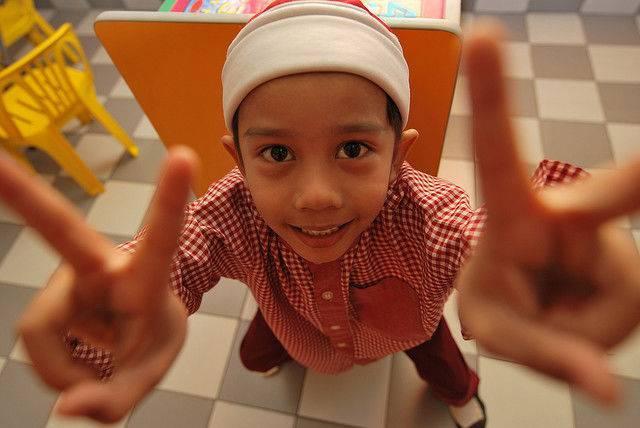 enfant-musulman