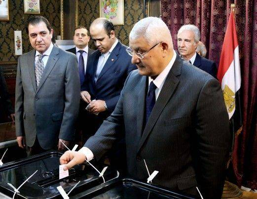 referendum egypte
