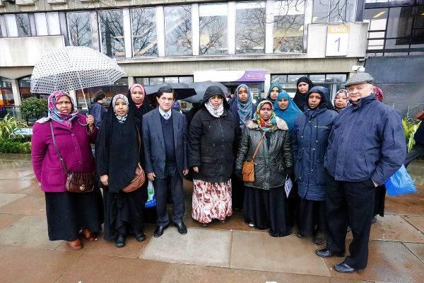 Harrow-Somali-protestors