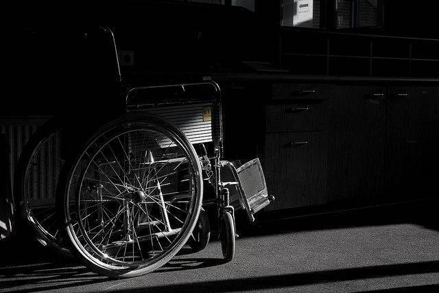 handicap rappel
