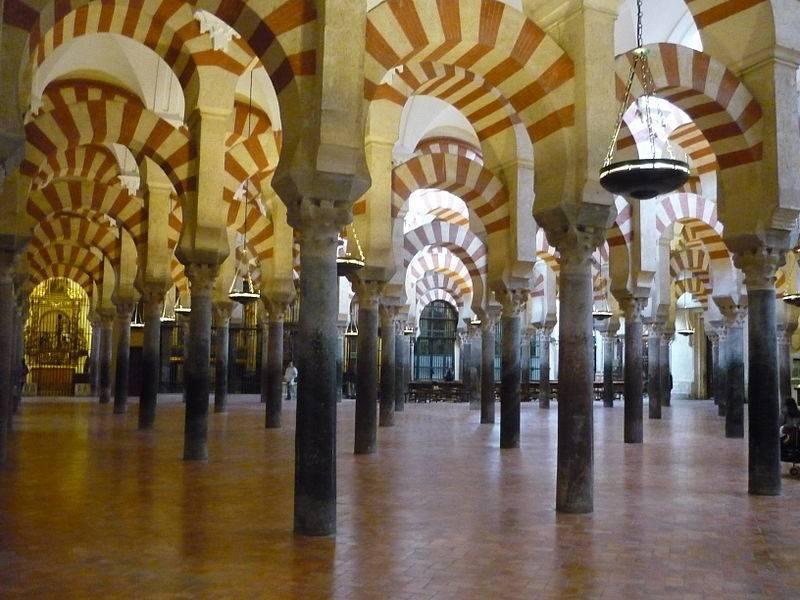 mezquita Andalousie