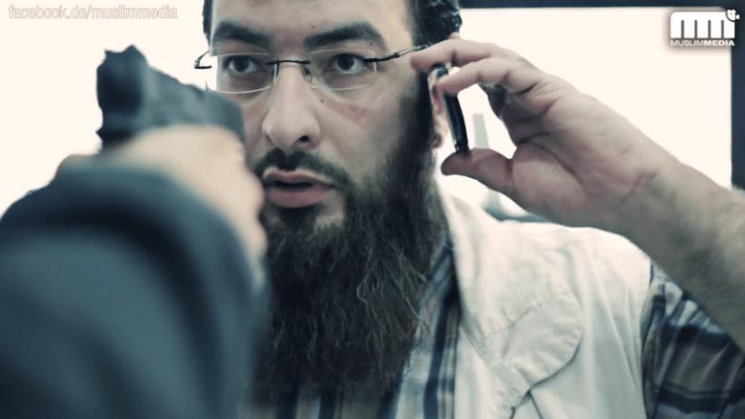 Quand le cambrioleur d'une bijouterie tombe sur un frère barbu