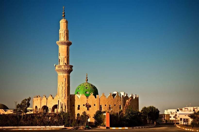 Mosquée Egypte