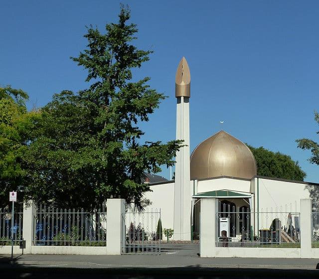 mosquéenouvellezelande