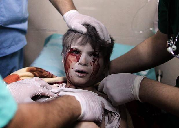 enfant Gazasang