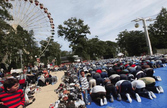 muslim family day USA