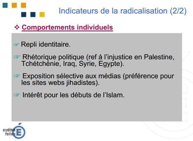 Radicalisation 2
