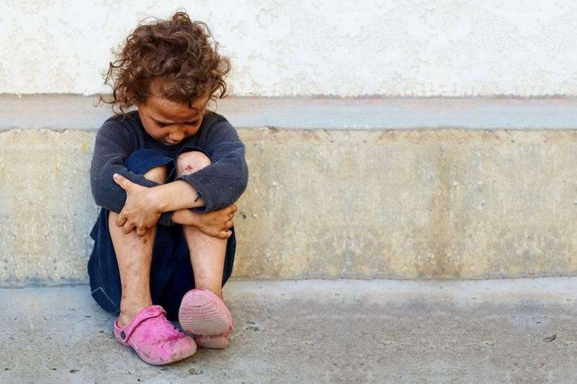 enfant sans abri ONU