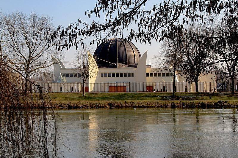 mosquéestrasbourg