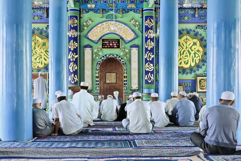 récompense de la prière a la mecque