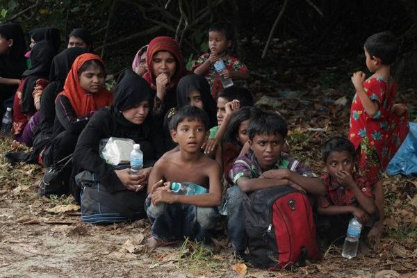 MALAYSIA-MYANMAR-UNREST-RELIGION-MINORITIES