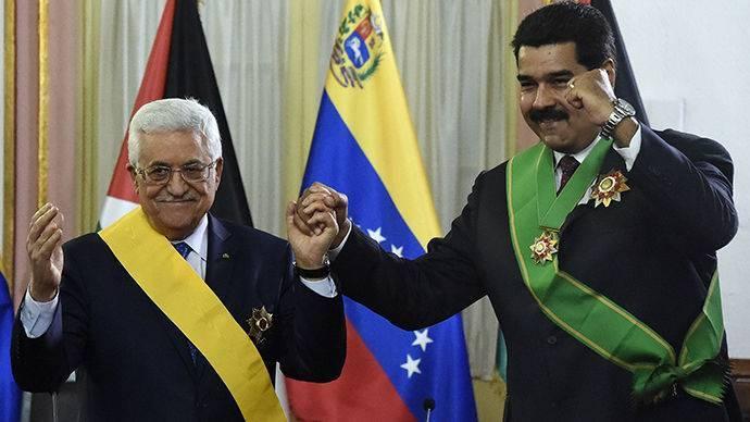venezuelapalestine