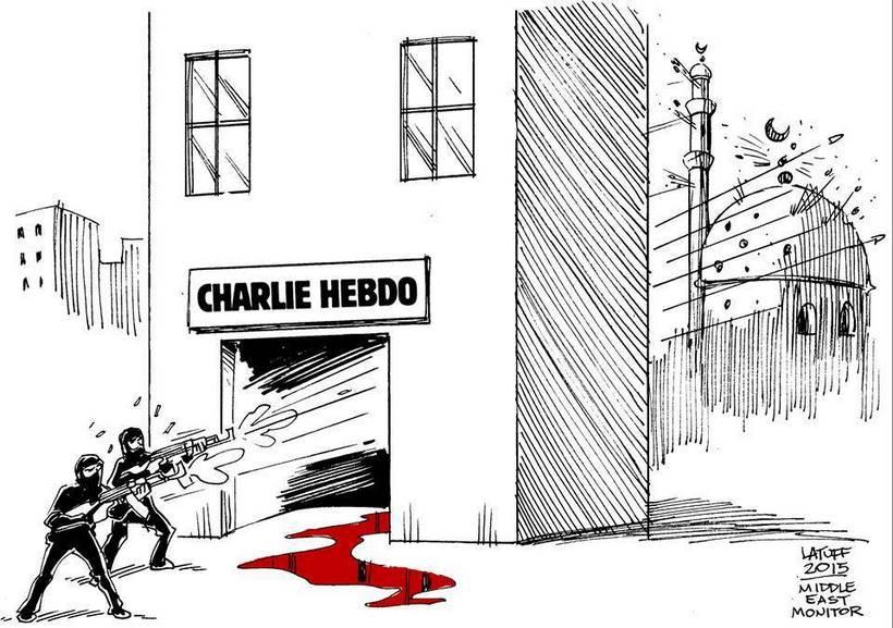 Charlie Hebdo: Un acte odieux! Aux conséquences déplorables!