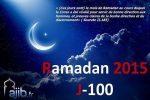 RAMADAN 2015: J-100