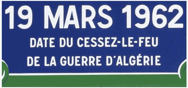 """Résultat de recherche d'images pour """"19 mars 1962"""""""